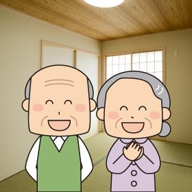 お年寄りや、これから老後を迎える方へ。高齢者の電気の安心・安全を見守りします!